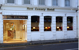 Picture of New County Hotel accomodation